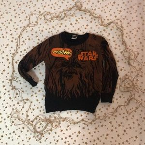 Other - Chewbacca Sweater with SOUND